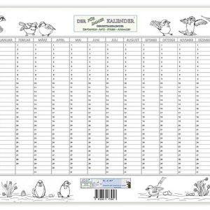 Kalender-Ausmalen-Zentangeln-1