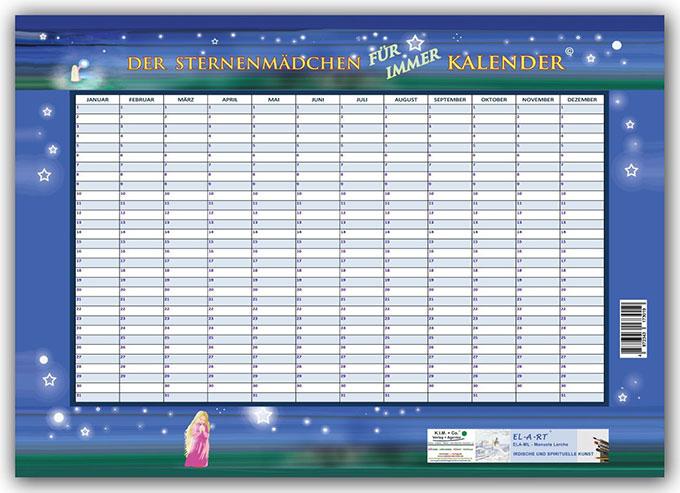 Kalender-Sternenmaedchen