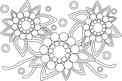 postkartenset zentangle - 24 mal ausmalen und zentangle freude
