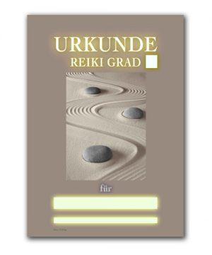 Reiki Urkunde 24