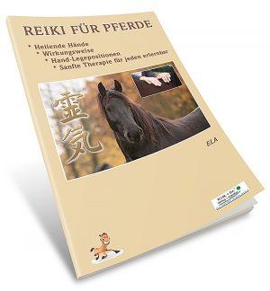 Buch Reiki für Pferde